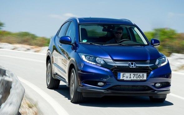 Honda HR-V Yenilenen Motor ve Tasarımı ile 2019'da Satışa Çıkıyor