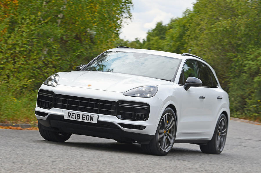Yeni Porsche Cayenne Tamamen Elektrikli Olarak Gelebilir