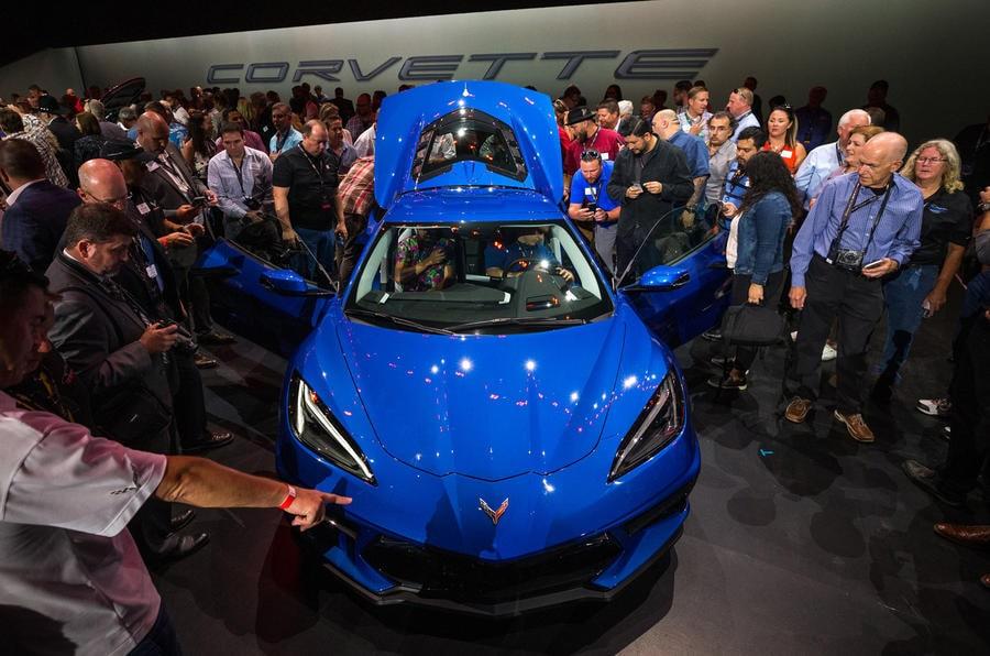 Yeni Chevrolet Corvette Elektrikli Motorla Gelecek