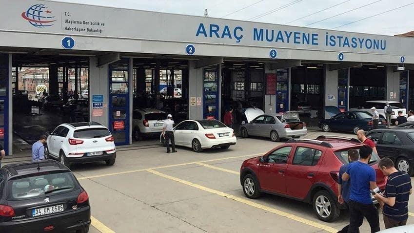 Araç Muayene Ücretleri 2019