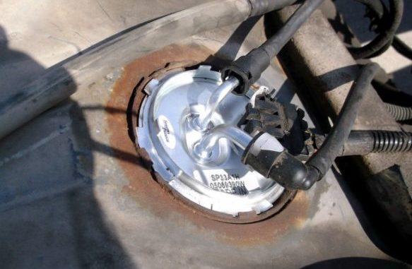 benzin pompası arızası