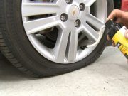 lastik tamir spreyi zararlı mı