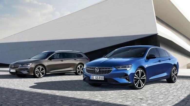 Opel Insignia'nın Yeni Motor Seçenekleri Aileye Dahil Edildi