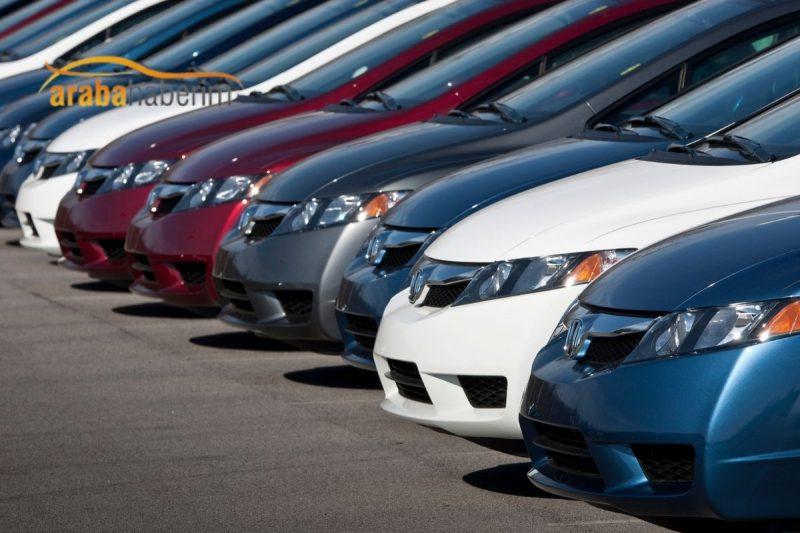 türkiye'de en çok değerlenen arabalar